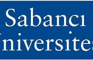 Sabancı Üniversitesine Uluslararası Çalışmalar...