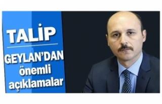 Talip Geylan'dan MEB'e Sert Eleştiri