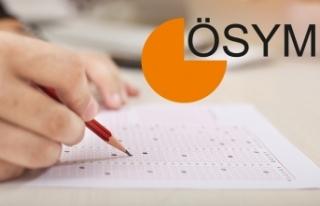 Yükseköğretim Kurumları Sınavı'na Başvurular,...