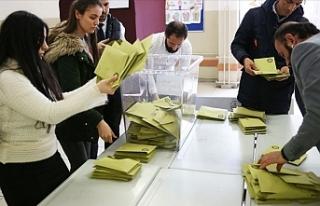 İstanbul İl Seçim Kurulu, Beylikdüzü ve Şişli'de...
