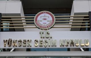 YSK'dan Ara Karar! MHP'nin Talebi Kabul Edildi