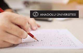 Anadolu Üniversitesi'nden Açıköğretim Öğrencilerine...