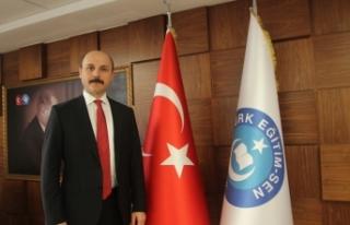 Çankırı'daki Türk Eğitim-Sen'li Öğretmenlerimiz...