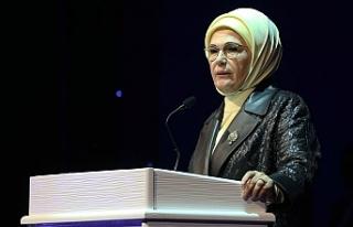 Dünya Sağlık Örgütü'nden Emine Erdoğan'a...