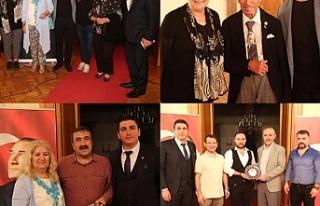 """Türkiyem""""İn Şairi Dilaver Cebeci Anıldı"""
