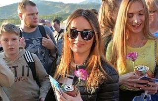 Rus Turistler, Yaz Döneminde Tatil Tercihlerini Yine...