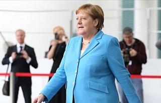 Almanya Başbakanı Angela Merkel, Sağlık Durumuna...