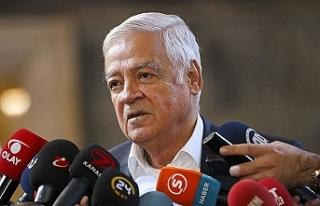 Eski HDP Mersin Milletvekili Dengir Mir Mehmet Fırat...