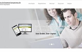 İnternet Vergi Dairesi Kullanın Vaktiniz Size Kalsın...