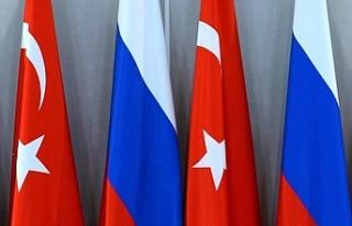 St. Petersburg'da Rus-Türk Toplumsal Forumu...