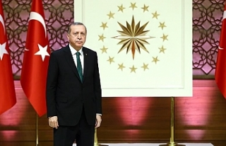 Cumhurbaşkanı Recep Tayyip Erdoğan'dan 30...