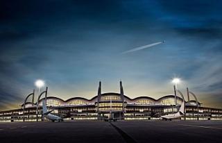 Sabiha Gökçen Havalimanı'nda İkinci Pistin Yapımı...