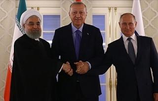 Suriye'de Kalıcı Çözüm Bulunması Noktasında...
