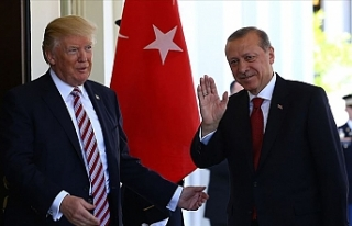 ABD Başkanı Trump, Cumhurbaşkanı Erdoğan'ın...