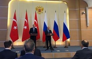 Cumhurbaşkanı Erdoğan: YPG'li Teröristler,...