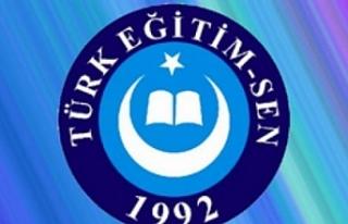 Türk Eğitim Sen'den Bursa Eski Şube Başkanı...