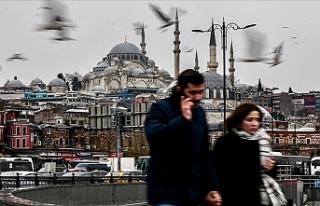 Türkiye, Bugün Karadeniz Üzerinden Gelen Serin...