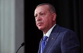 Cumhurbaşkanı Erdoğan'dan Kenter İçin Başsağlığı...