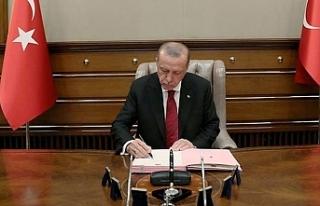 Cumhurbaşkanı Erdoğan İmzaladı 15 Büyükelçi...