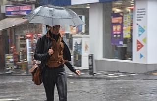 Meteoroloji'den Hafta Sonu Uyarısı: Soğuk...