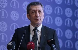 Milli Eğitim Bakanı Ziya Selçuk, MEB'in Ara...