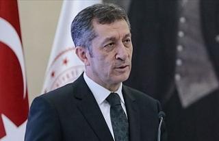 Milli Eğitim Bakanı Ziya Selçuk'tan Aksaray...