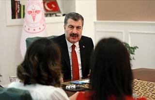 Bakan Fahrettin Koca'dan Açıklama: Şehir Hastanelerinden...