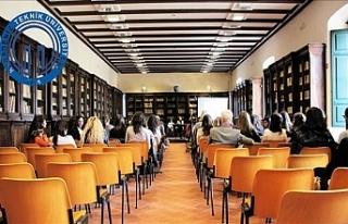 Karadeniz Teknik Üniversitesine 16'sı Profesör...