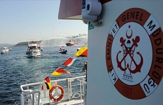 Kıyı Emniyeti Genel Müdürlüğünce 129 Personel...