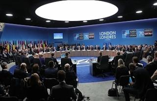 NATO Üyesi Ülkelerin Liderleri, Ortak Deklarasyon...