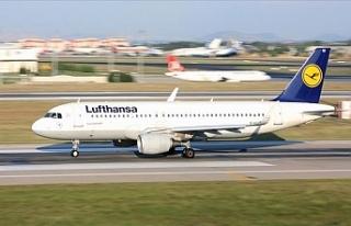 Alman Hava Yolu Firması Lufthansa İran ve Irak'a...