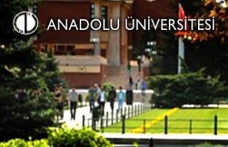 Anadolu Üniversitesi Açıköğretim Fakültesi Güz...