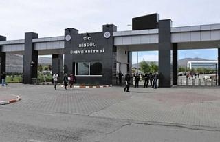 Bingöl Üniversitesi Fen Edebiyat Fakültesinde Neler...