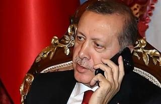 Cumhurbaşkanı Erdoğan, Bahçeli İle Telefonda...