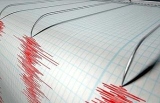 Ege Denizi Açıklarında 4 Büyüklüğünde Deprem...