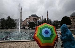 Meteoroloji Uyardı: İstanbul'da Yağmur Devam...