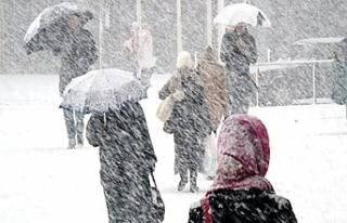 Meteoroloji Uyardı Kar Geliyor! İstanbul'a Kar...