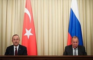 Moskova'da Libya Zirvesi: Serrac Ateşkesin Taslak...