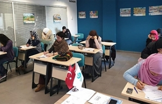 YEE'nin Uzaktan Türkçe Öğretimi Portalında...