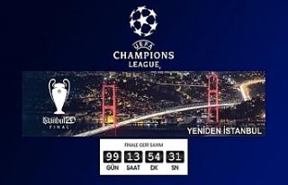 2020 UEFA Şampiyonlar Ligi Finali'nin İnternet...