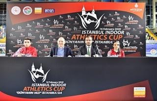 Atletizmin Kalbi İstanbul'da Atacak Dünyanın...