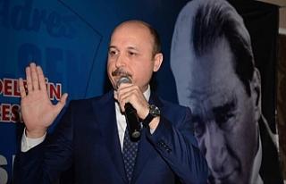 İktidar Partisine Sesleniyorum: Sayın Cumhurbaşkanı'nın...