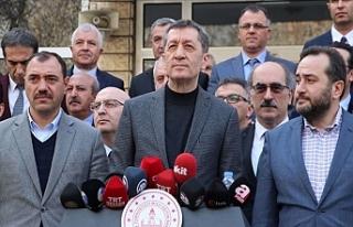 Milli Eğitim Bakanı Ziya Selçuk: Yarın Elazığ'da...