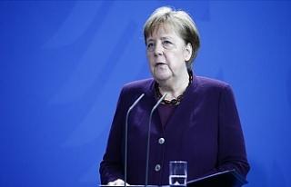 Merkel'in Üçüncü Kovid-19 Testin Sonucu Belli...