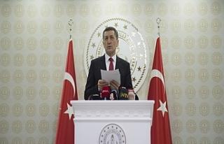 Millî Eğitim Bakanı Ziya Selçuk, Koronavirüs'e...