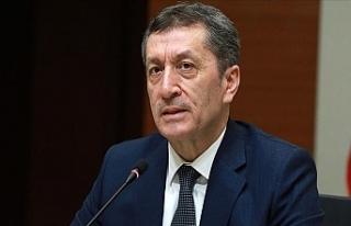 Milli Eğitim Bakanı Ziya Selçuk 'Tan Videolu...