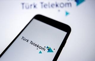 Türk Telekom, Milli Dayanışma Kampanyası'na...