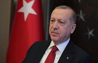 Cumhurbaşkanı Erdoğan'dan Paskalya Bayramı...