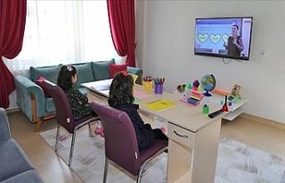 Devlet Korumasındaki Çocuklar TRT ve EBA TV'yi...