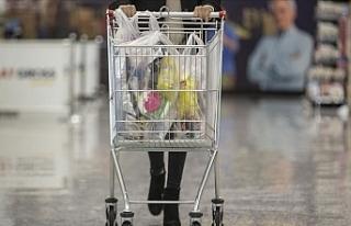 Enflasyon Martta Yüzde 0,57 Artarken, Yıllık Bazda...